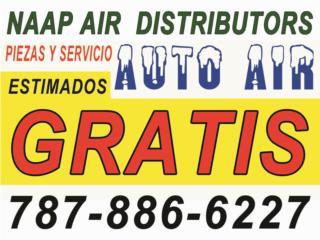 NAAP AIR DISTRIBUTORS INC - Instalacion Puerto Rico