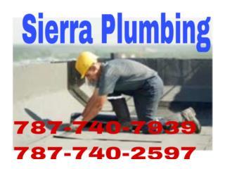 Sierra Plumbing - Mantenimiento Puerto Rico