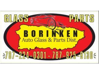 Borinken Glass Distributors - Instalacion Puerto Rico