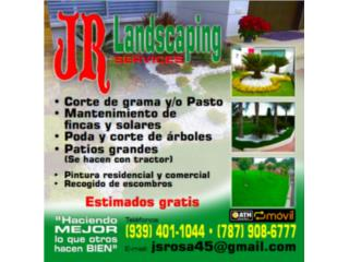 JR Landscaping - Mantenimiento Puerto Rico
