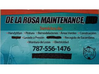 D Maintenance Inc - Mantenimiento Puerto Rico