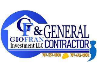 Giofran Geneal Contractor - Reparacion Puerto Rico