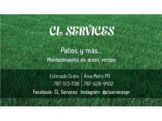 CL Services - Mantenimiento Puerto Rico