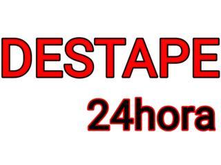 plomeria y destapes 24/7  - Mantenimiento Puerto Rico