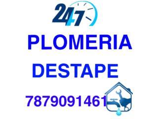 24/7 Super Rooter P.R - Instalacion Puerto Rico