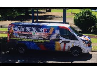 CONSTRUCCIONES PR - Reparacion Puerto Rico