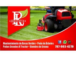 RL Landscaping - Mantenimiento Puerto Rico