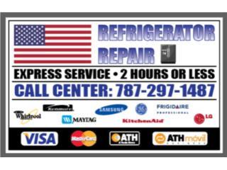 REPARACIÓN NEVERAS EXPRESS - Reparacion Puerto Rico