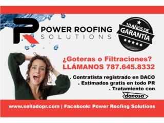 POWER ROOFING  SOLUTIONS - (787) 645-8332 - Instalacion Puerto Rico
