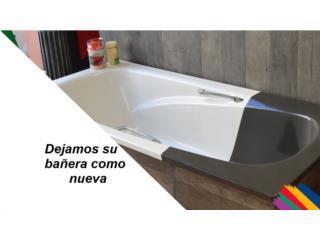 Reparación Baños y Bañeras - Reparacion Puerto Rico