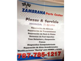 ZAMBRANA PARTS CENTER - Reparacion Puerto Rico