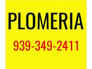 JSR PLOMERIA & DESTAPE 24/7 - Instalacion Puerto Rico