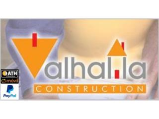 Valhalla Real Estate, Inc. - Construccion Puerto Rico