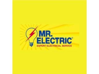 MR ELECTRIC - Reparacion Puerto Rico