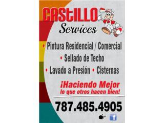 Castillo Services - Mantenimiento Puerto Rico
