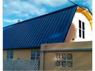 Techos en Todo Puerto Rico - Instalacion Puerto Rico