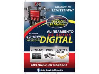 Auto Servicio H.Molina - Mantenimiento Puerto Rico