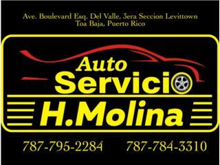 Auto Servicio H.Molina - Reparacion Puerto Rico