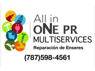 All in One PR Multiservices - Reparacion Puerto Rico