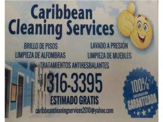 CARIBBEAN CLEANING SERVICES - Reparacion Puerto Rico