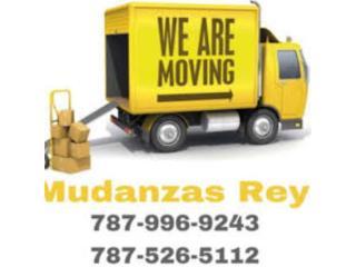 MUDANZAS REY 787-526-5112/787-996-9243 ECONOMICAS - Orientacion Puerto Rico