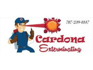 Cardona Exterminating - Mantenimiento Puerto Rico