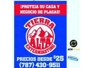 TIERRA ALTA EXTERMINATING - Mantenimiento Puerto Rico