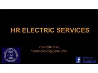 HR SERVICES ELECTRIC & CONSTRUCTION - Reparacion Puerto Rico