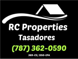 RC Properties - Tasadores de Bienes Raíces - Reparacion Puerto Rico