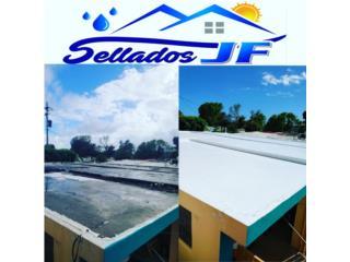 Sellados JF  SELLADOS EN FIBERGLASS - Instalacion Puerto Rico