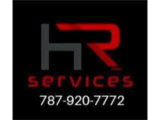 HRSERVICES & CONSTRUCTION - Instalacion Puerto Rico