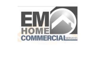 EM HOME COMMERCIAL SERVICES - Mantenimiento Puerto Rico