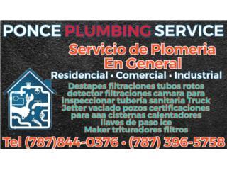 Ponce Plumbing Services - Instalacion Puerto Rico