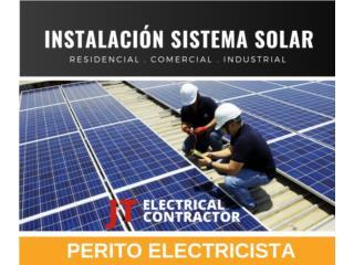 JT Electrical Contractor - Reparacion Puerto Rico
