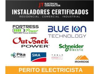 JT Electrical Contractor - Orientacion Puerto Rico
