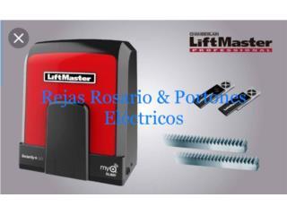 Rejas Rosario & Portones Electricos - Instalacion Puerto Rico