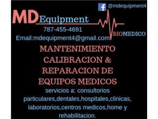 MD EQUIPMENT - Mantenimiento Puerto Rico