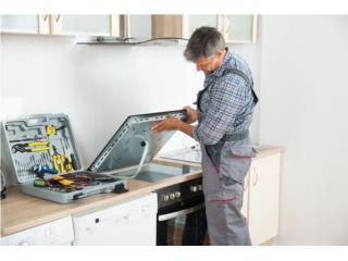 Reparación Enseres Eléctricos - Reparacion Puerto Rico