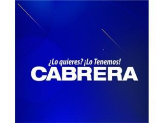CABRERA FORD USADOS 2 - Compro Puerto Rico