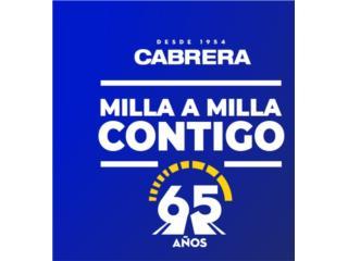 CABRERA  JEEP - Compro Puerto Rico