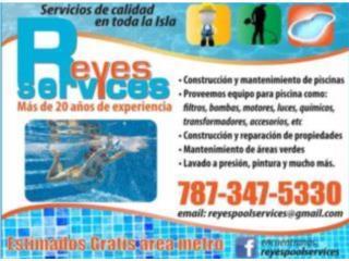 Reyes Services - Construccion Puerto Rico