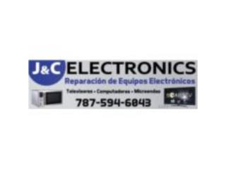 J&C ELECTRONICS - Reparacion Puerto Rico
