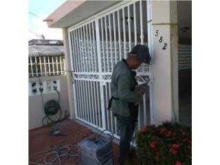 Rejas Felix - Reparacion Puerto Rico