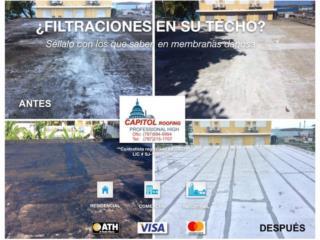 CAPITOL Roofing - Reparacion Puerto Rico