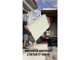 Mechita Movers - Alquiler Puerto Rico