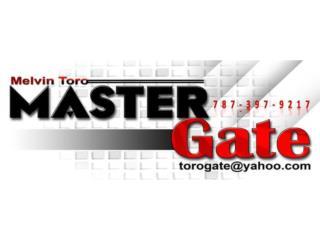Master Gate - Reparacion Puerto Rico