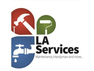 LAServices Co. - Instalacion Puerto Rico