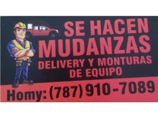 HOMY MUDANZAS DELIVERY SERVICE - Orientacion Puerto Rico