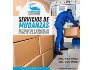 MUDANZAS ANIGAB **Dios te bendiga** - Instalacion Puerto Rico