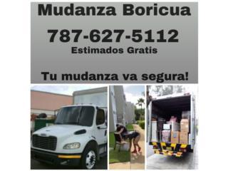 Mudanzas Boricua - Orientacion Puerto Rico